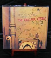 Rolling Stones Beggars Banquet DSD Remastered 2 Gatefold Vinyl LP Record Rare