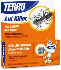 TERRO Liquid Ant Killer 3 LOT of Terro 100