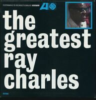 VINYL LP Ray Charles - The Greatest Ray Charles Do The Twist With Ray Charles NM