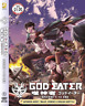 DVD ANIME GOD EATER Vol.1-12 End English Subs Region All + FREE SHIP