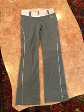Bebe Sport Black And Yellow Athletic Pants Size Xs