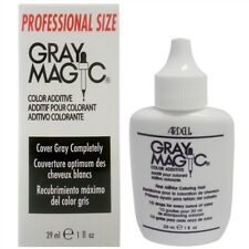 Co-78059 Barber Salon Beauty Ardell Gray Magic Hair Color Additive 1 Oz