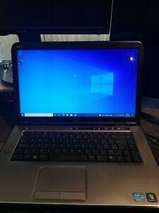 Dell XPS L502x Laptop - Intel i7-2630QM, Nvidia GT525M - See description