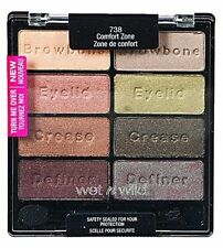 Wet n Wild Coloricon Eyeshadow Palette. Comfort Zone 738