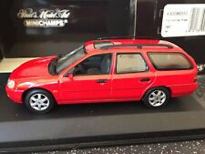Rare Minichamps 1:43 430 086310 Ford Mondeo Estate 1997, In Red Never Displayed!