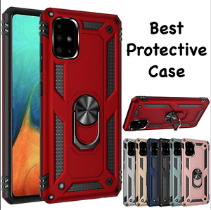 Shockproof Armor Case Cover For Samsung Galaxy S21 Plus S20 Plus Ultra S10 Plus