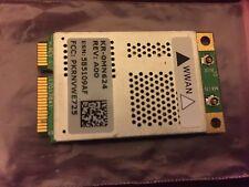 DELL Latitude E6400 D630 XPS M1330 Studio 1737 Verizon Cellular WWAN Card MN624