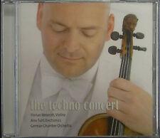 CD FLORIAN MEIEROTT - the techno concert, Paganini, Saraste, Pachelbel, ovp