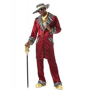Sweet Daddy Beaujolais Costume