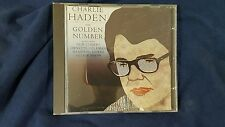 HADEN CHARLIE - THE GOLDEN NUMBER (DON CHERRY COLEMAN HAWES SHEPP). CD