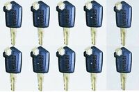 (10) Keys For CAT Caterpillar Heavy Equipment Ignition Key 5P8500