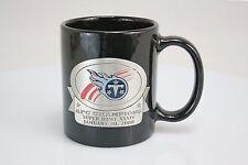 Tennessee Titans Mug 2000 AFC Champions Super Bowl XXXIV Coffee