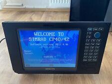 Karteplotter Simrad CP40