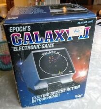1981 Epoch Galaxy 2 table top video game in box  WORKS