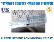 Neu Packard Bell Easynote TS11-HR-040UK P5WS0 P5WE0 Laptop UK Tastatur Weiß