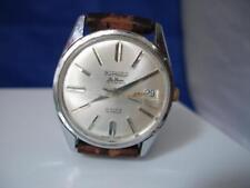 Reloj pulsera Thermidor De Luxe. Metal / acero. 21 rubíes. Años 70. Automático