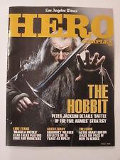 The Hobbit Los Angeles Times Hero magazine Fall 2014