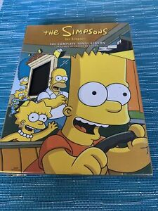 The Simpsons Season 10 (Tenth) DVD Box Set Collectors Edition