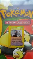 Juggler 126/147 Aquapolis Reverse Holo Pokemon Card 1st Class Signed For
