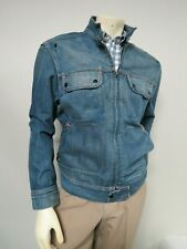 Polo Ralph Lauren Jeans Company New York Numbered 0096 Cafe Racer jacket L