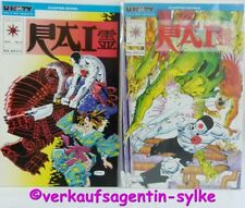 Nº 278: RAI Nº 6 + 7 de 1992 une BD de Valiant en anglais, NEUF