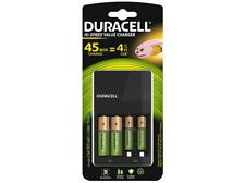 Cargador de pilas - Duracell CEF14 (4 AA 1300)