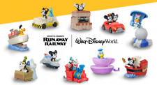 McDonald's Happy Meal Disney Mickey & Minnie's Runaway Railway Train (PICK 1 EA)