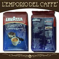 Caffè Lavazza 6 kg Grani Chicchi Beans Miscela Crema e Gusto Forte