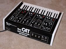 Octave-Plateau Cat SRM-I Synthesizer - 1976 - Serviced & Restored -- Nr. Mint --