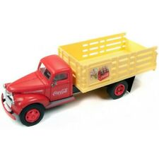 Mini Metals 30510 - Coca Cola Chevy Stake Bed Truck - HO Scale