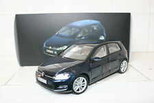 1:18 Norev VW Volkswagen Golf VII 7 Night Blue 2013 NEW