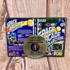Pc cd-rom Game Space Arcade Collection E Games Family Friendly retro gaming