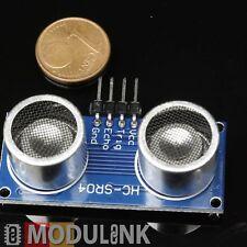 HC SR04 Ultraschall Distanz Abstand Roboter Auto Sensor Ultrasonic Arduino RPi