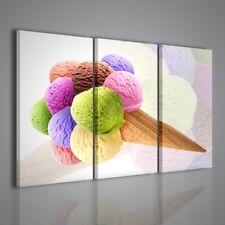 Tela Canvascono gelato 70x100