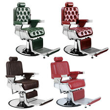 Heavy Duty Hydraulic Recline Barber Chair Salon Spa Beauty All Purpose Equipment