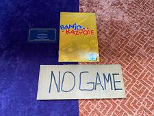 Banjo Kazooie Manual Only