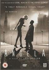 ANGEL-A - Jamel Debbouze, Rei Rasmussen. A Film by Luc Besson (DVD 2007)