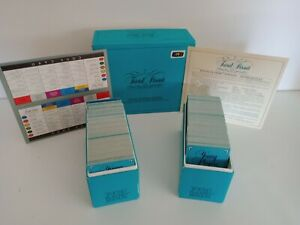 Trivial Pursuit Young Players Edition Subsidiary Card Set 1985 Parker Brothers