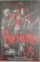 Premutos - Der Gefallene Engel (Limited Edition Hardbook Cover A - Cinestrange)