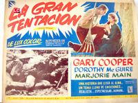 FRIENDLY PERSUASION/GARY COOPER/1956/OPTIONAL SET/43265/