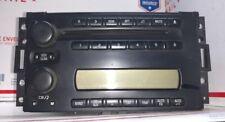 05 06 07 Chevrolet Uplander stereo Am Fm Radio Cd Player 15224733 Bulk 2132957