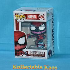 Funko Marvel Spiderman Spider-carnage Pop Vinyl Figure