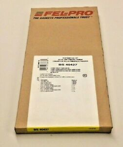 Fel-Pro BS40427 Rear Main Bearing Set 017-3467-4