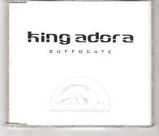 (HI42) King Adora, Suffocate - 2001 DJ CD