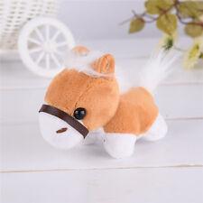 Mini Cute Horse Plush Stuffed Animal Toy Soft Baby Girl Boy Toy ~NEW