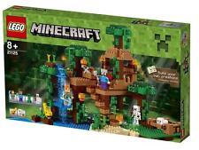 LEGO 21125 Minecraft - Jungle Tree House [NEW]