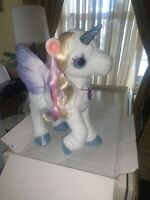 FurReal Friends Starlily My Magical Unicorn Hasbro Interactive Star Lily