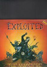 THE EXPLOITED - the massacre LP