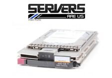 "HP 72gb 3.5"" Hard Drive 286778-B22 scsi Internal 15K 404713-001 360209-004"
