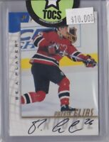 Patrik Elias 1997-98 BAP Signature Card